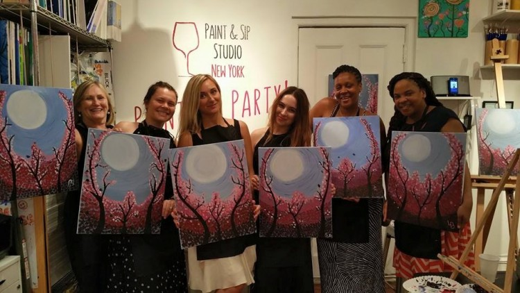 paint-and-sip-nyc-activities-fun-summer3