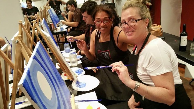paint-and-sip-nyc-class-fun-activity-opening5