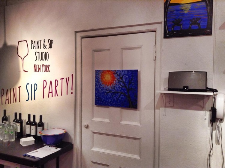 paint-and-sip-nyc-class-fun-activity-opening6